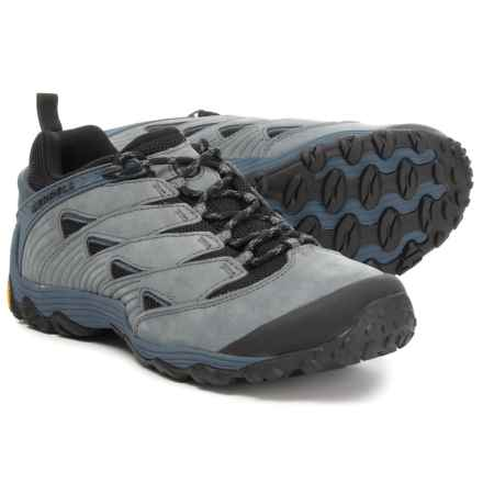Merrell Chameleon 7 Hiking Shoes (For Men) in Castle Rock - Closeouts