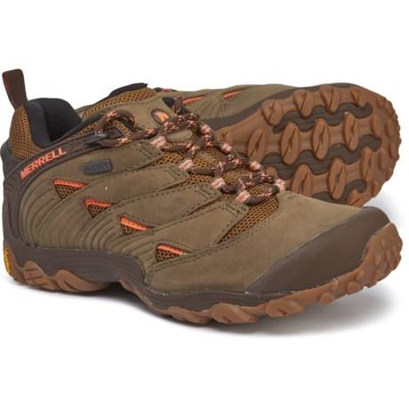 842e77366a Merrell Chameleon 7 Hiking Shoes - Waterproof (For Women)