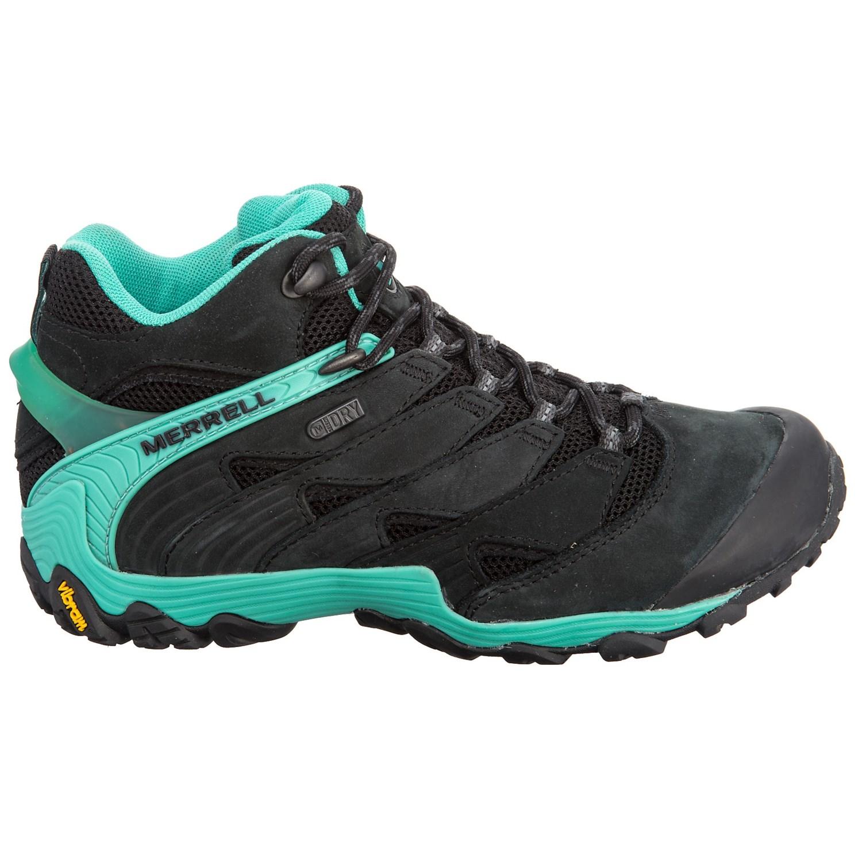 ea1d2943129 Merrell Chameleon 7 Mid Hiking Boots - Waterproof (For Women)