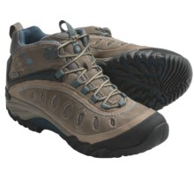 Merrell Chameleon Arc 2 Mid Hiking Boots - Waterproof (For Women) in Brindle/Denim - Closeouts