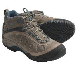Merrell Chameleon Arc 2 Mid Hiking Boots - Waterproof (For Women) in Brindle/Denim