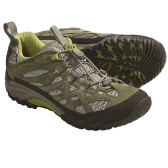 Merrell Chameleon Arc 2 Ventilator Stretch Trail Shoes (For Women) in Dusty Olive