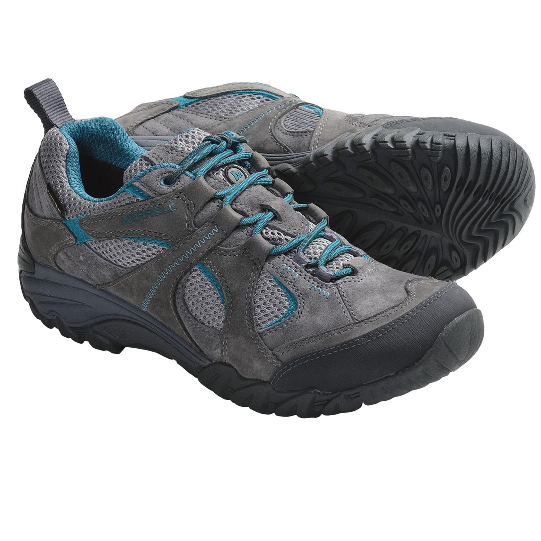 Merrell Enuma Hiking Boots - Women's-Dark Earth -W: US 9 / UK