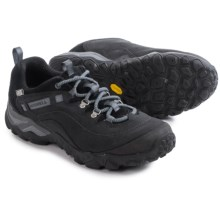 Merrell Chameleon Shift Hiking Shoes - Waterproof (For Women) in Black - Closeouts