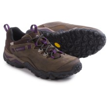 Merrell Chameleon Shift Hiking Shoes - Waterproof (For Women) in Olive - Closeouts