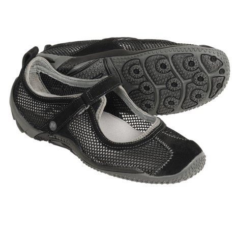 Merrell Circuit Mary Jane Shoes (For Women) in Black