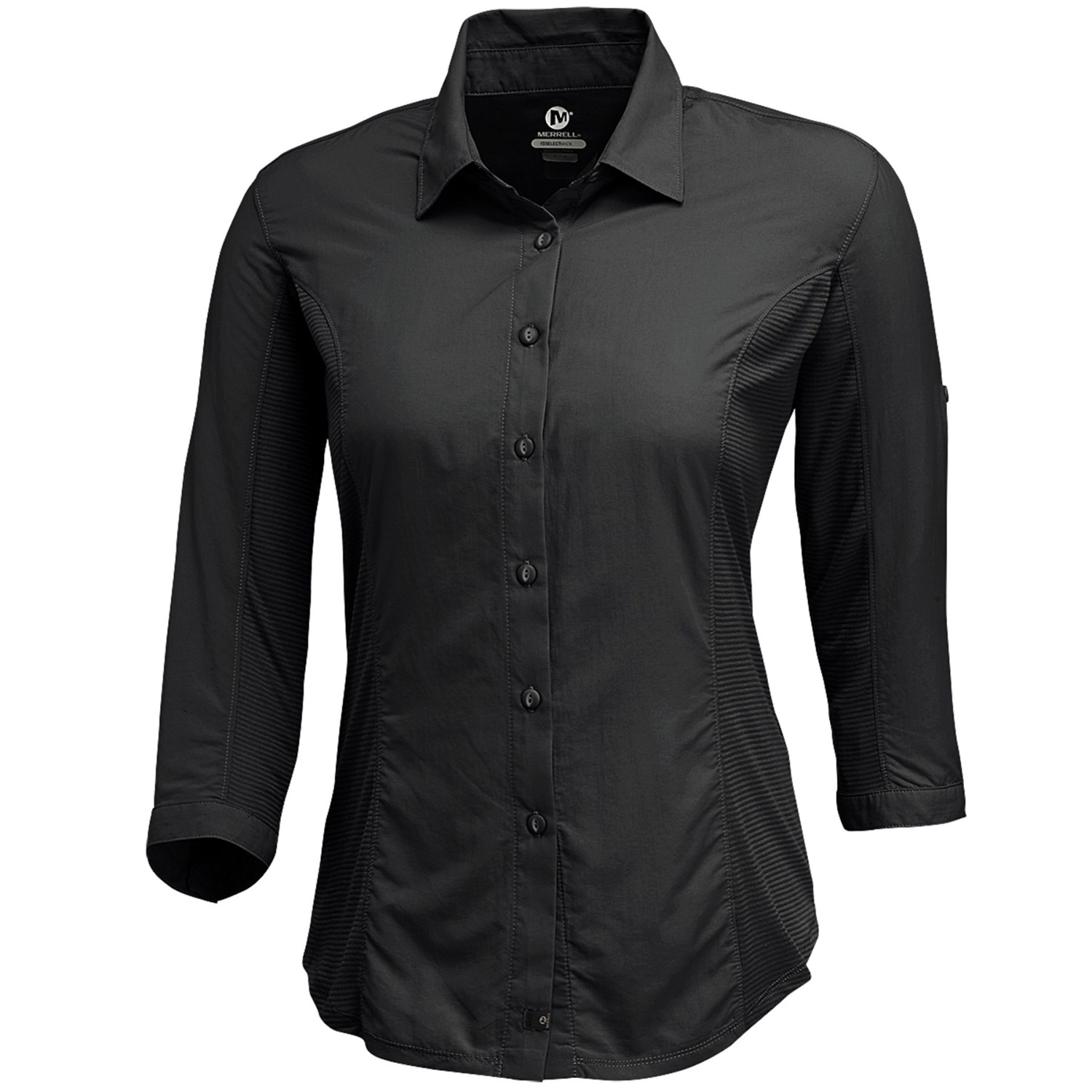 Target / Women / black button shirt womens () Women's Striped Long Puff Sleeve Button-Up Shirt - Who What Wear™ Who What Wear. $ Choose options. Women's Long Sleeve Button-Up Floral Western Shirt Dress - Wild Fable™ Black.