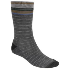 Merrell Colchuck Socks - Wool Blend, Crew (For Men) in Charcoal - Closeouts