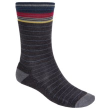 Merrell Colchuck Socks - Wool Blend, Crew (For Men) in Dark Charcoal - Closeouts
