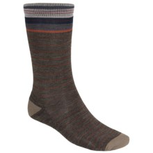 Merrell Colchuck Socks - Wool Blend, Crew (For Men) in Shale - Closeouts