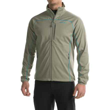 Merrell Conservation Soft Shell Jacket (For Men) in Putty - Closeouts