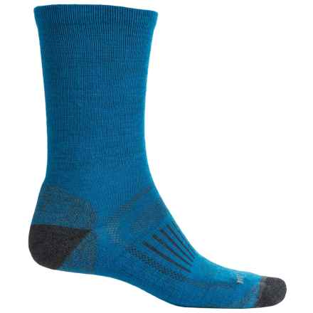 Merrell Courant Solid Socks - Crew (For Men) in Directoire Blue - 2nds