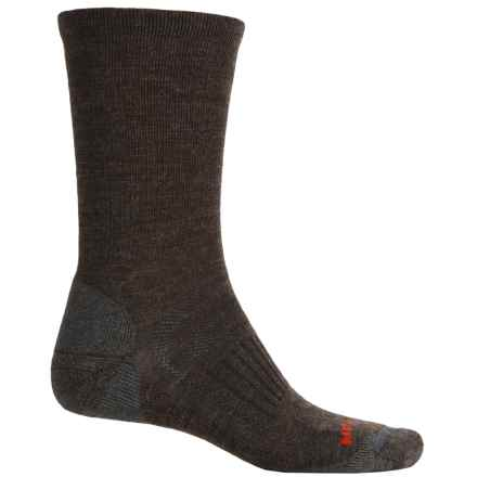Merrell Courant Solid Socks - Crew (For Men) in Stout - 2nds