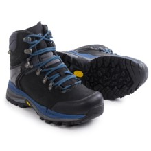 Merrell Crestbound Gore-Tex® Hiking Boots - Waterproof (For Women) in Black/Blue - Closeouts