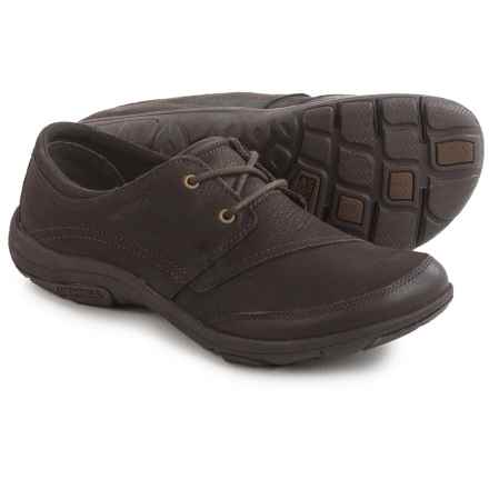 Merrell Dassie Tie Shoes - Leather (For Women) in Java - Closeouts