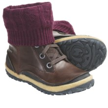 Merrell Dauphine Boots - Waterproof, Full-Grain Leather (For Women) in Espresso - Closeouts