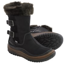 Merrell Decora Chant Winter Boots - Waterproof, Insulated (For Women) in Black - Closeouts