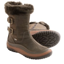 Merrell Decora Chant Winter Boots - Waterproof, Insulated (For Women) in Falcon - Closeouts