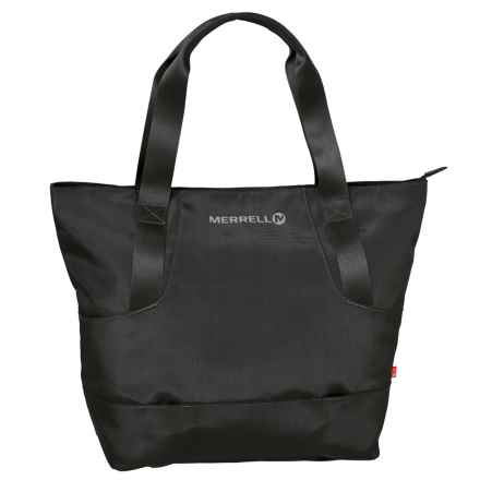 Merrell Delta Shopping Tote Bag (For Women) in Black - Closeouts
