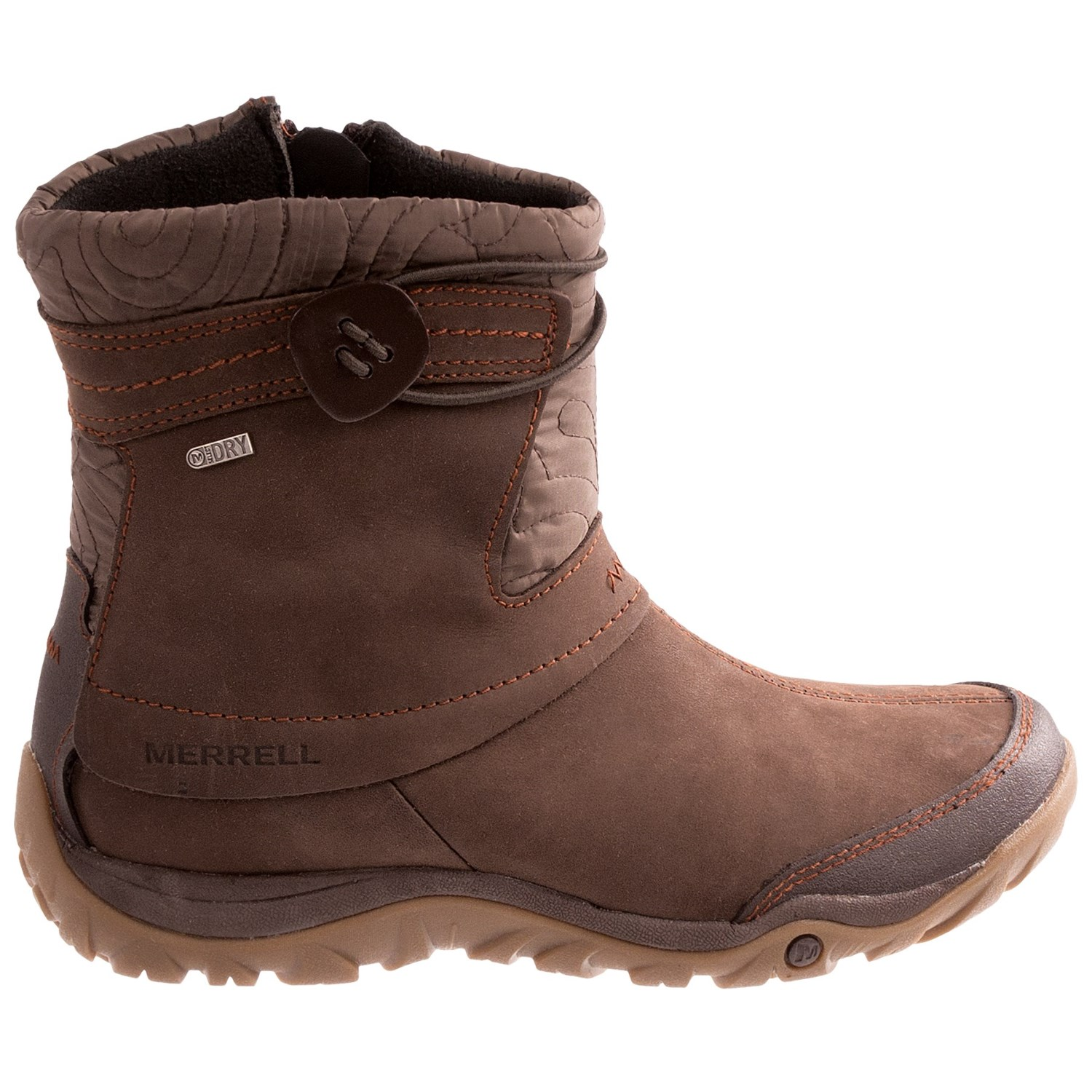 merrell dewbrook zip snow boots for save 46