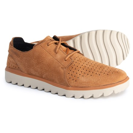 a546803afb57 Merrell Downtown Lace Shoes - Slip-Ons (For Men) in Brown Sugar -