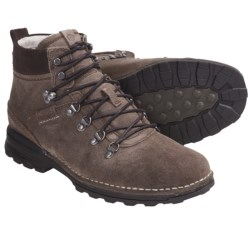 Merrell Duras Boots - Suede, Lace-Ups (For Men) in Bison