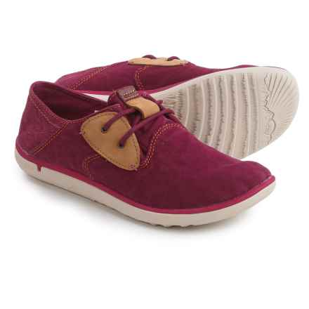 Merrell Duskair Lace Shoes (For Women) in Beet Red - Closeouts