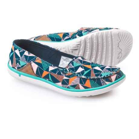 Merrell Duskair Print Moc Shoes - Slip-Ons (For Women)