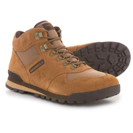 Merrell Eagle Boots - Suede (For Men) in Brown - Closeouts
