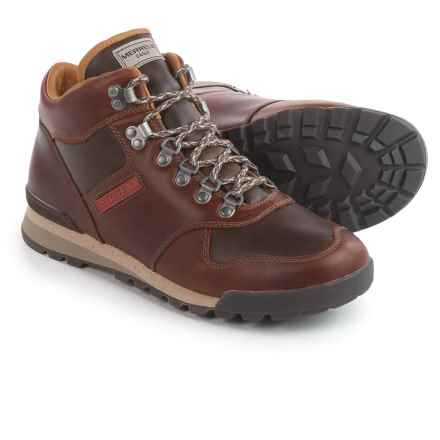 Merrell Eagle Luxe Leather Boots (For Men) in Sunned - Closeouts