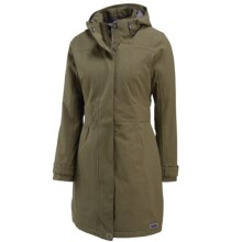 Merrell Ellenwood Parka - Waterproof, Insulated (For Women) in Grape Leaf Hea - Closeouts