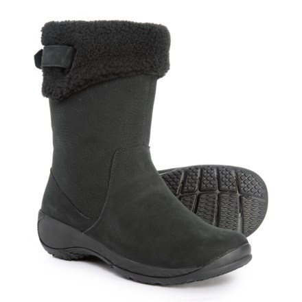 67fa72cb3 Merrell Encore Faux-Fur-Lined Boots - Slip-Ons (For Women)