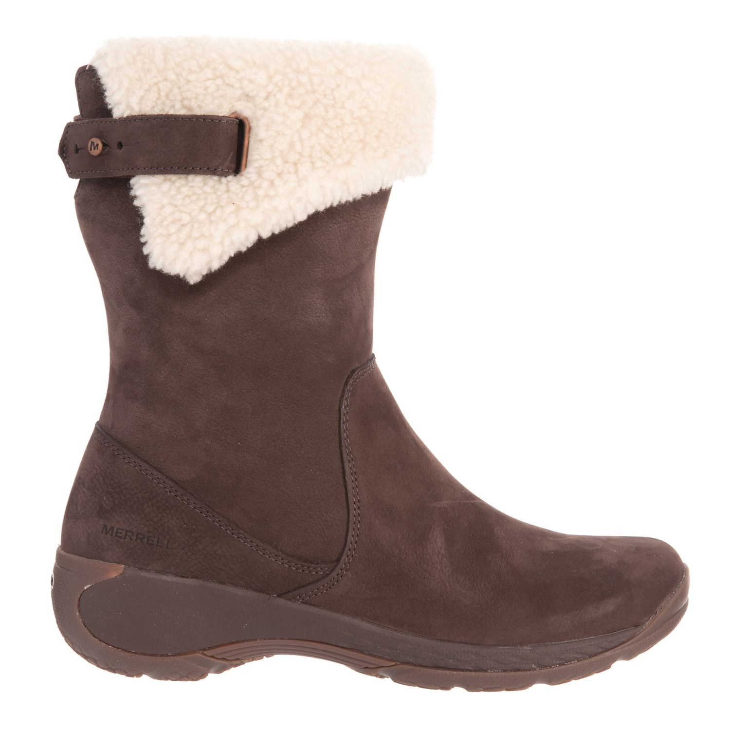 4ae5af950181 Merrell Encore Faux-Fur-Lined Boots (For Women) - Save 68%