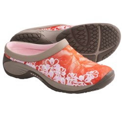 Merrell Encore Flora Shoes - Slip-Ons (For Women) in Flora Red