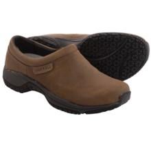Jackie - Brown - Women's Slip Resistant High Heels - Shoes For Crews