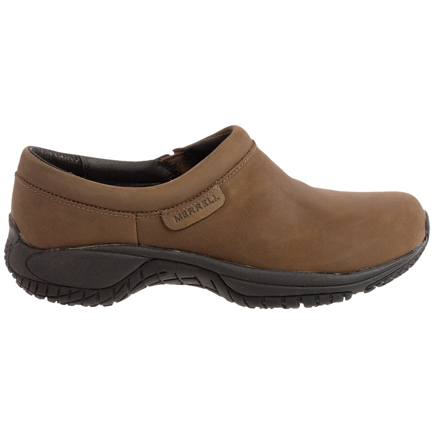 Mens Wide Comfortable Work Shoes