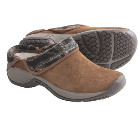 Merrell Encore Ripple Shoes - Suede (For Women) in Merrell Oak