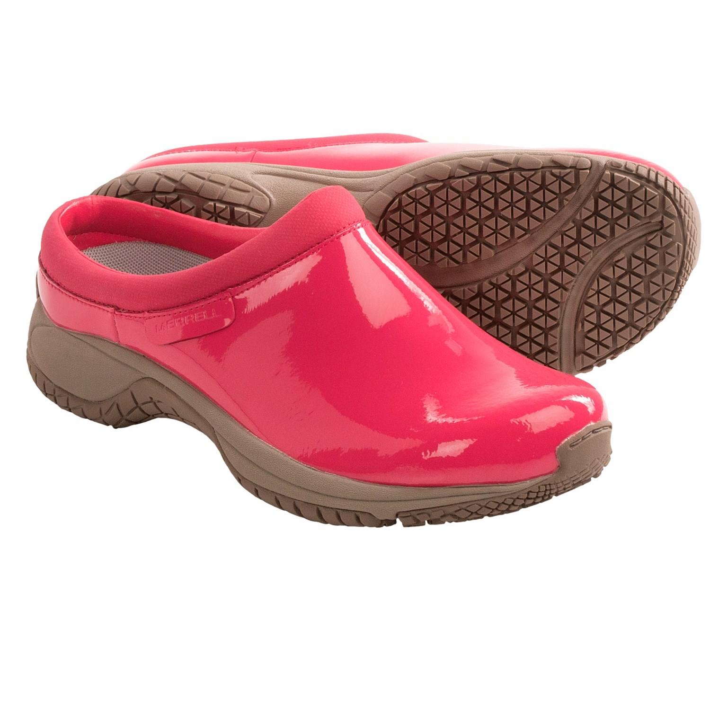 Merrell Shoes Women Shiny