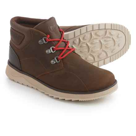 Merrell Epiction Boots - Leather (For Men) in Brown Sugar - Closeouts