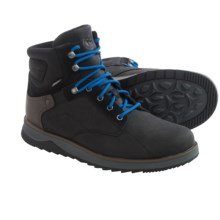 Merrell Epiction Mid Lace Boots - Waterproof, Leather (For Men) in Black - Closeouts