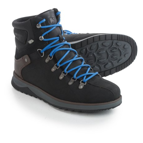 Merrell Epiction Polar Boots - Waterproof, Insulated (For Men) in Black