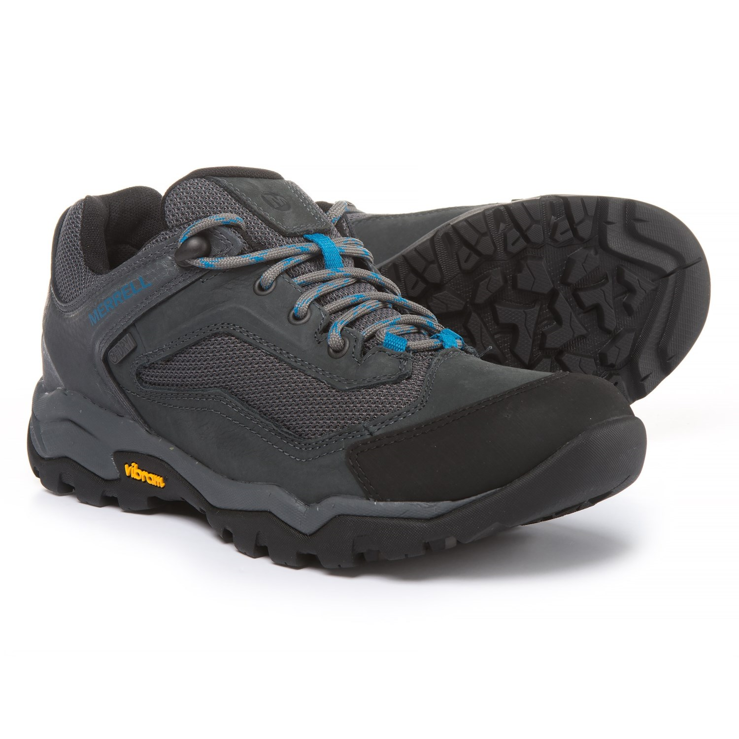 Merrell Everbound Vent Hiking Shoes - Waterproof (For Men) in Turbulance