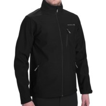 Merrell Falcon Soft Shell Jacket (For Men) in Black - Closeouts