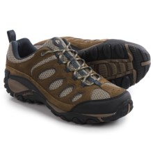 Merrell Faraday Hiking Shoes - Waterproof (For Men) in Merrell Stone/Ebony - Closeouts