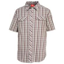 Merrell Ferris Shirt - Short Sleeve (For Men) in Council Crest 2 - Closeouts