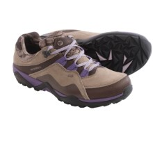 Merrell Fluorecein Hiking Shoes (For Women) in Chocoalte Brown - Closeouts