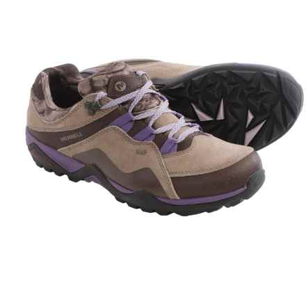 Merrell Fluorecein Hiking Shoes (For Women) in Chocolate Brown - Closeouts