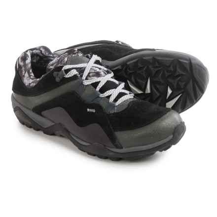 Merrell Fluorecein Hiking Shoes - Waterproof (For Women) in Black - Closeouts