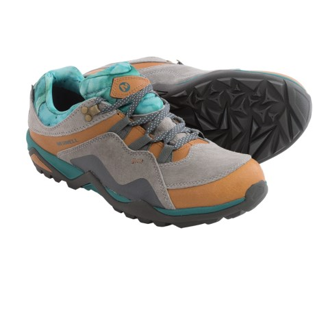 Merrell Fluorecein Hiking Shoes Waterproof (For Women)
