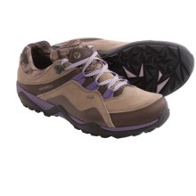 Merrell Fluorecein Hiking Shoes - Waterproof (For Women) in Chocolate Brown - Closeouts